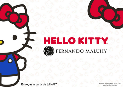 Catalogo Colecao Hello Kitty 1