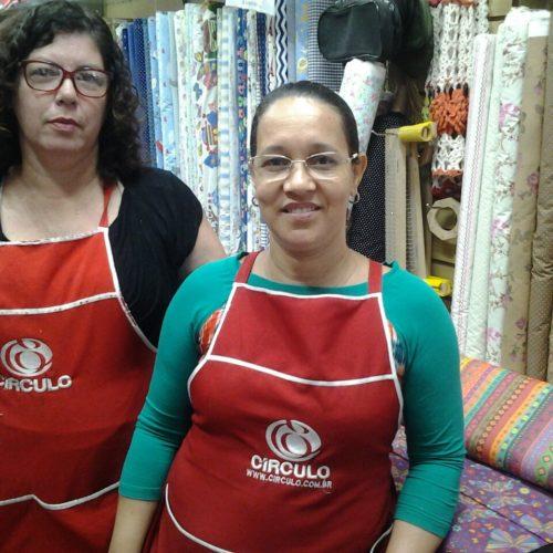Márcia e Belinha - Loja Pirapetin de Barra Mansa