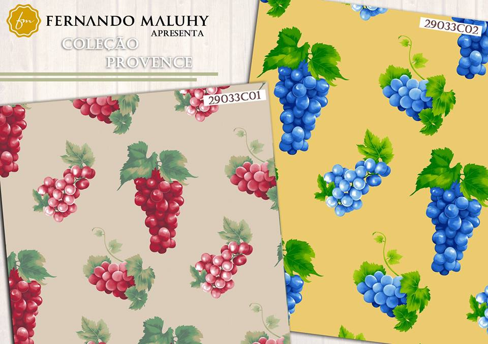Coleção Provence Fernando Maluhy
