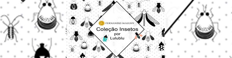 Banner colecao insetos