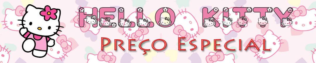 banner Hello Kitty Preco Especial