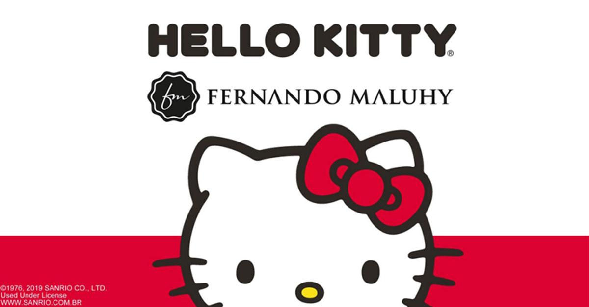 HelloKitty 2019 capa